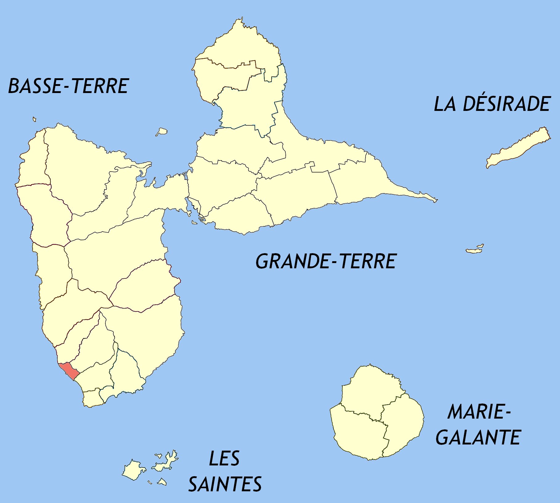 basse-terre-guadeloupe